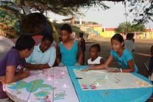 Community Building; Caraïbisch Nederland